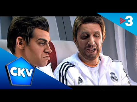 Gareth Bale i Sergio Ramos preparen el clàssic - Crackòvia - TV3