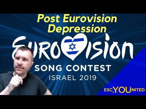 How to overcome Post Eurovision Depression (PED)