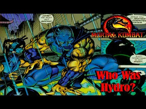 Mortal Kombat - Who Was Hydro?