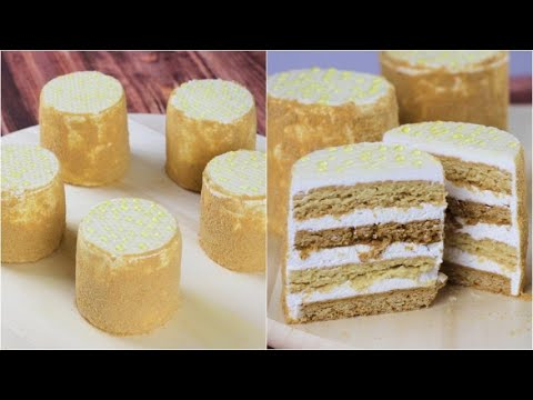Caramel mini cakes how to make an easy dessert to surprise everyone