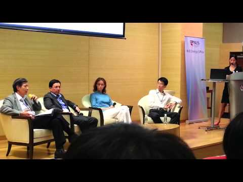 Multi-disciplinary Panel 3: Challenges for Singapore