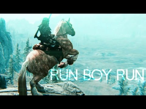 RUN BOY RUN | Horse Game MEP