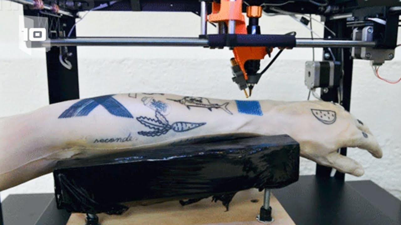 10 cosas sorprendentes hechas con impresoras 3d youtube for Videos de impresoras 3d