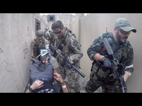 Direct Action Mission (DAM) - AMS Op Ironclad 2, Camp Shelby MS, (09/12/2015)