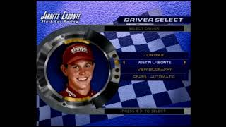 Jarrett & Labonte Stock Car Racing (PS1) - Let
