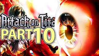 TITAN SCOUT MISSIONS! | Attack on Titan 2 (AOT 2) Gameplay Walkthrough Part 10 (PS4/PC)