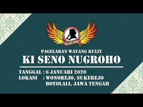 #LiveStreaming KI SENO NUGROHO - DEWA RUCI - 06012020