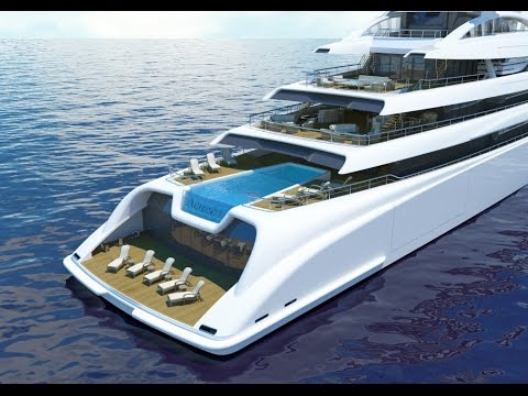 Dilbar Est At Us 600 Million New Superyacht From A Group The Transformer Evo 43 Much More