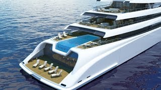 'DILBAR' Est. At US$600 Million, New Superyacht From 'A Group', The Transformer 'EVO 43' & much more