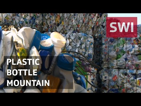 Switzerland's plastic bottle mountain