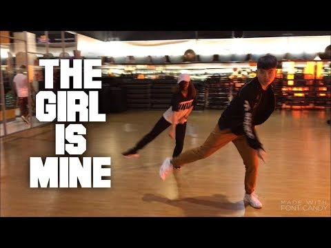 99 SOULS feat. DESTINY'S CHILD - The Girl Is Mine   Choreography by Kidd
