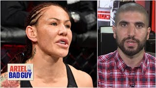 Cris Cyborg will be the most coveted free agent in years - Ariel Helwani | Ariel & the Bad Guy