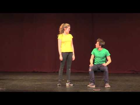 The Cambridge Footlights International Tour Show 2015: Love Handles