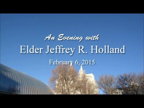 Address to CES Religious Educators: Jeffrey R. Holland (2015-02-06)