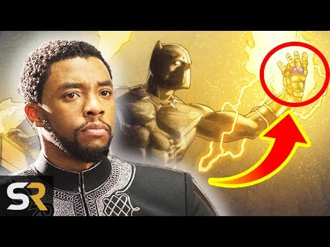 10 Black Panther Fan Theories That Make The Movie Even Better