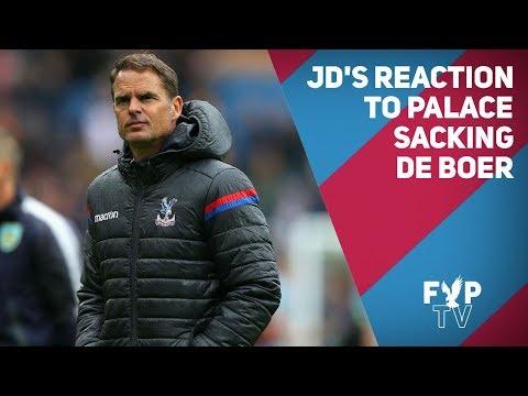 De Boer SACKED!! Hodgson in?! [FYP TV]