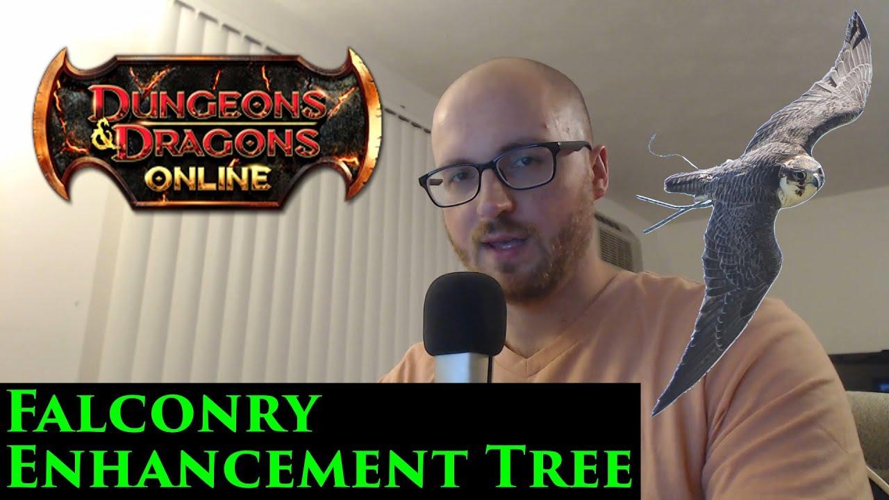 Falconry Enhancement Tree