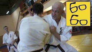Каратэ Ашихара Будокай — Сергей Сватенко о своей школе каратэ для