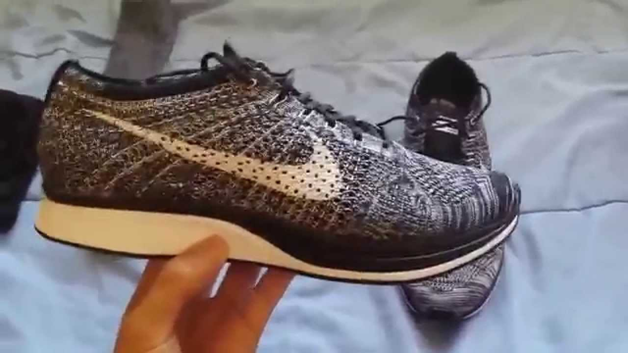 6734765f5bb00 Nike Flyknit Racer Oreo 2.0 Overview and On-Foot Look - YouTube