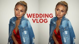 Wedding VLOG - Packing for Ibiza & TK-Max haul