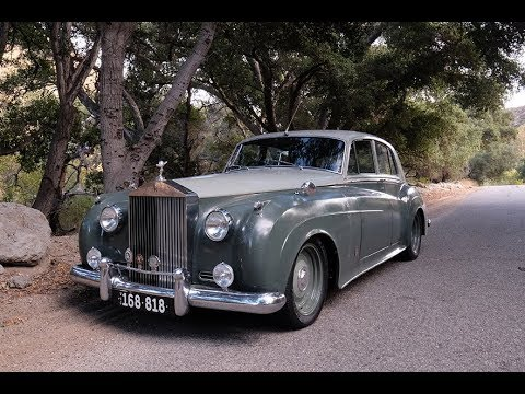 1958 Rolls Royce Silver Cloud ICON Derelict