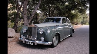 1958 Rolls Royce Silver Cloud ICON Derelict thumbnail