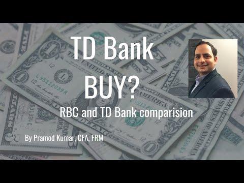 Is Toronto Dominion Bank (TD Bank) -- Stock Analysis Buy?
