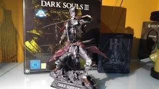 Dark Souls 3 Collector Edition [Unboxing]