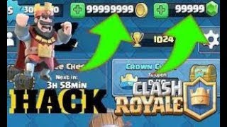 Clash royale new private server online game with unlimited gems and gold hack clash royale