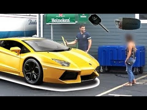 Gold Digger Prank - Cheating Girlfriend Exposed For Money