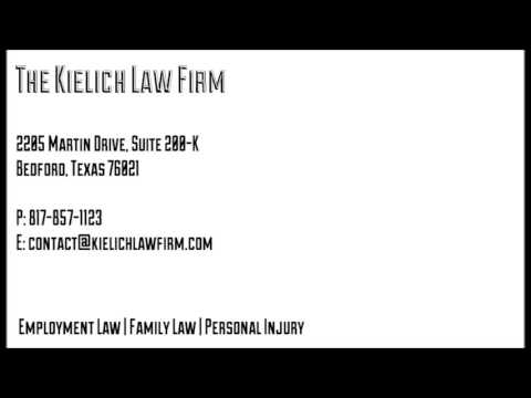 Fort Worth Employment Attorney on Criminal Background Checks and Occupational Licenses in Texas