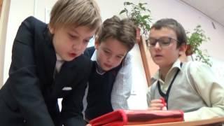Фрагмент урока учителя начальных классов Брыковой Е.В.