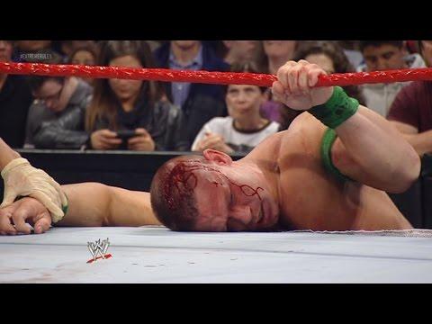 WWE OMG John Cena & The Rock Vs The Miz & R Truth Crazy Match(you must Watch) Original HD 18/12/2016
