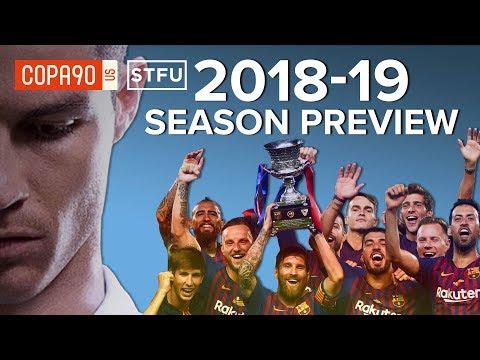 La Liga without Cristiano Ronaldo? La Liga & Serie A 2018-19 Preview  | STFU