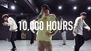 Gambar cover Dan + Shay, Justin Bieber - 10,000 Hours / Yumeki Choreography