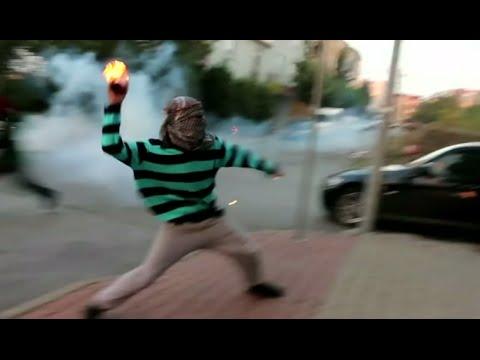 Molotov Strikes: Intense Turkish Police And PKK Clashes