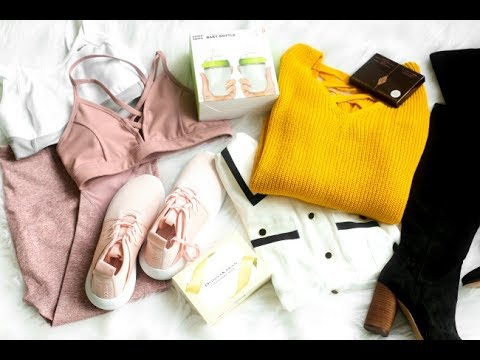 #NSALE HAUL | FASHION, BEAUTY, ACTIVEWEAR, BABY + $100 NORDSTROM GC GIVEAWAY - GIVEAWAY CLOSED