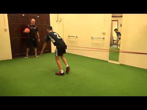 Tsun Dai Football Training - lower body strength 1