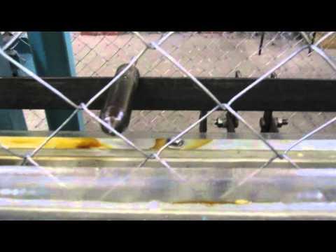 хитрости станка для изготовления сетки Рабица