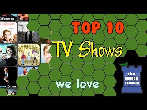 Top 10 TV Series