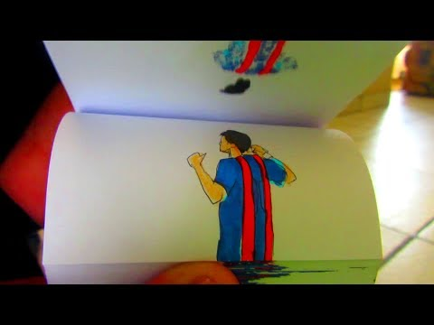 Neymar skills animation PART 2