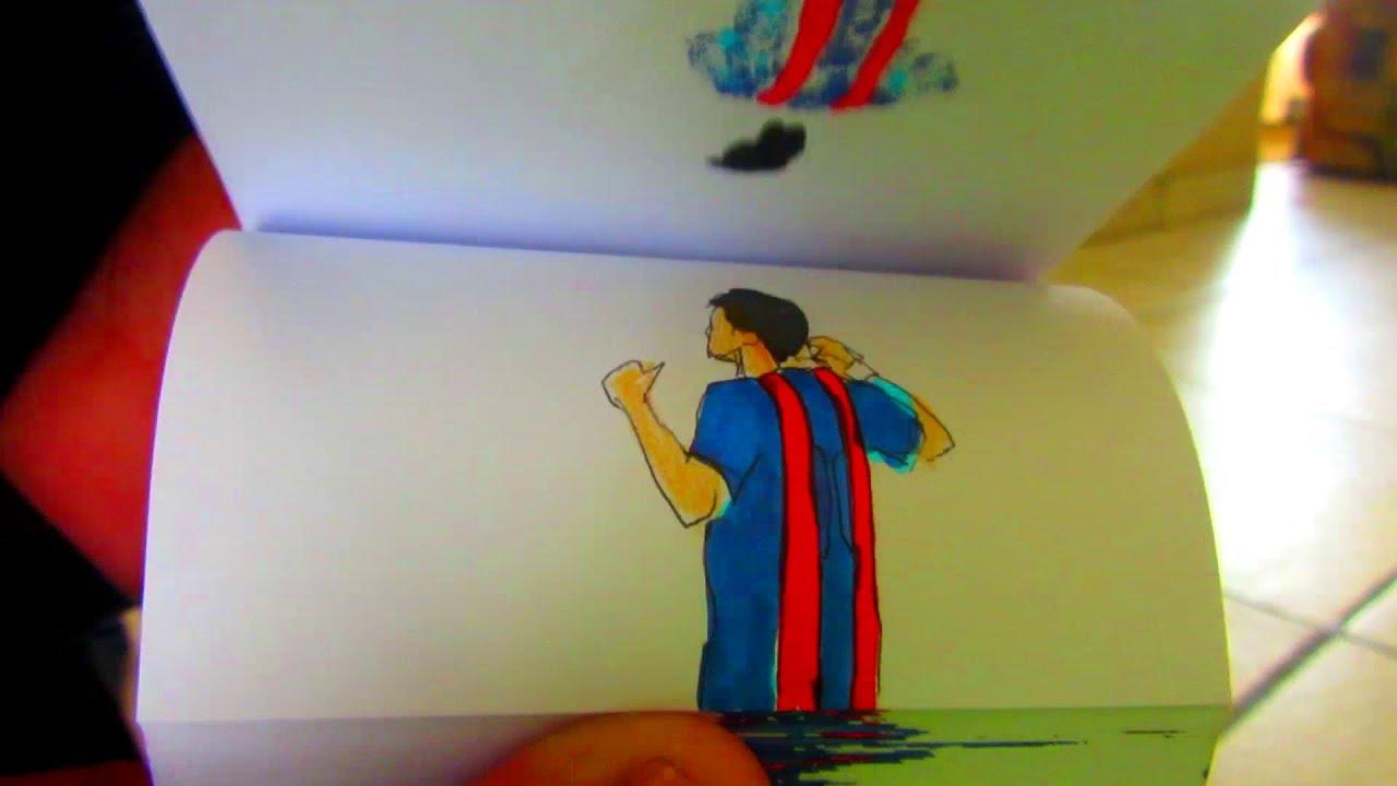 book ronaldinho barcelona video flip