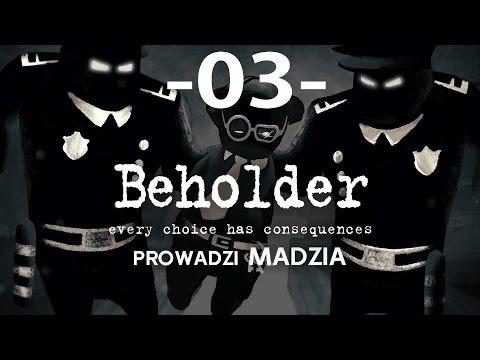 Beholder #03 - Początek choroby Marty