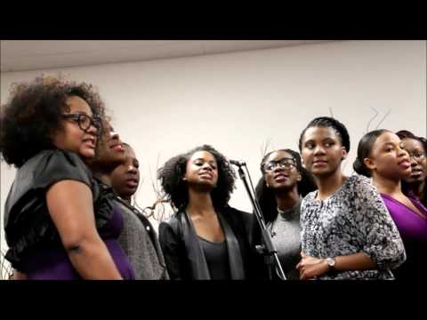 Chorale des jeunes  Adventiste de mont Sinai à Montréal