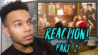 "Riverdale Season 2 Episode 9 ""Silent Night, Deadly Night"" REACTION! (Part 2)"