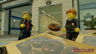 Lego city Undercover Suomi - osa 1