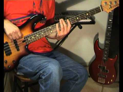 The Marmalade - Reflections Of My Life - Bass Cover