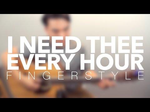 I Need Thee Every Hour (Simple Guitar Arrangement Vol 3) - Zeno
