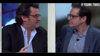 Jimmy Dore And Ben Mankiewicz YELL AND CURSE AT EACH OTHER IN HEATED ARGUMENTS