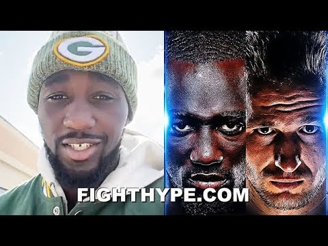 TERENCE CRAWFORD ANNOUNCES
